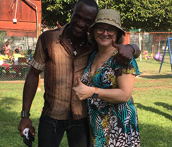 Dana in Accra