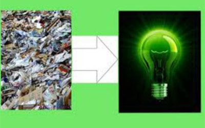 From Waste to Energy: Burning Plastic